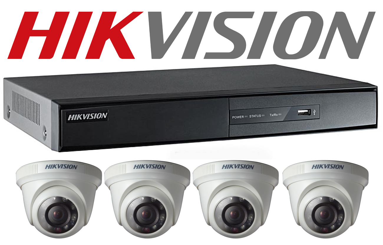 How to change default password of HikVision security Camera - Camera