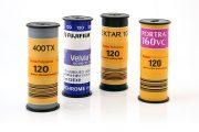 120 mm vs 220 mm film