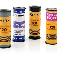 120 mm vs 220 mm film