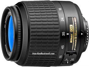Nikon 18-55 vs 55-200