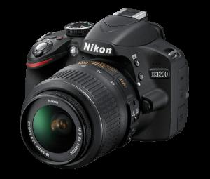 Change shutter speed, ISO f-stop, white balance on Nikon d3200