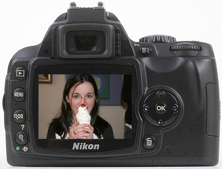 How to take video with Nikon D40 Video mode?